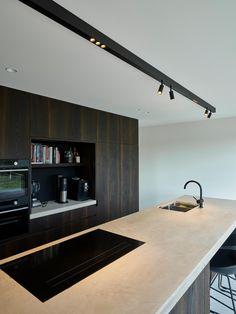Stella Line, perfect kitchen lighting Interior Lighting, Home Lighting, Lighting Design, Office Interior Design, Office Interiors, Ceiling Light Design, Kitchen Room Design, Classic Home Decor, Kitchen Lighting