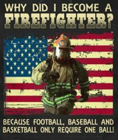 Fire memes every firefighter can laugh a - 30 Pics Firefighter Decals, Firefighter Paramedic, Firefighter Pictures, Firefighter Love, Wildland Firefighter, Firefighter Quotes, Volunteer Firefighter, Firefighters Wife, Fire Training