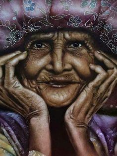 Pintura Porcelana Edna Kannan