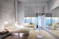 The bedroom is a place for resting and more: choose the LAGO design best suited to your room. Large Furniture, Bedroom Furniture, Furniture Design, Floating Bed, Luxury Furniture Brands, Interior Decorating, Interior Design, Luxury Living, Home Collections