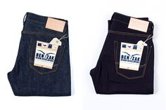 Benzak Denim Developers' latest models - the 14 oz. slubby BDD-006 and 13.5 oz. LHT BDD-016 - are now available on their web shop. Read more at: http://rwrdn.im/bdd-006-016