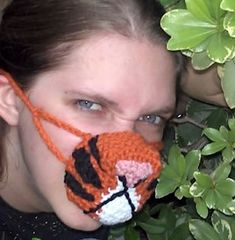 Phony the Tiger Free crochet pattern by Melissa1