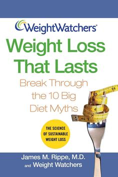 Break through the 10 big diet myths! In this book, renowned expert Dr. James Rippe and Weight Watchers give you the scientific knowledge you need to break through the myths, get off the dieting roller