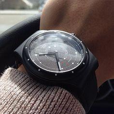 Swatch SISTEM BLACK ©mywatchstory