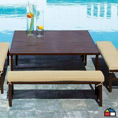 Juego #terraza Ranco, 5 piezas