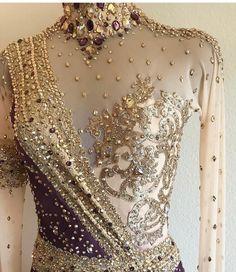 Worth for a princess Ice Dance Dresses, Latin Ballroom Dresses, Figure Skating Dresses, Dance Outfits, Ballroom Dancing, Ballroom Costumes, Dance Costumes, Figure Skating Costumes, Fantasy Dress