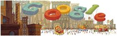 Google Doodle: Thanksgiving Day 2012