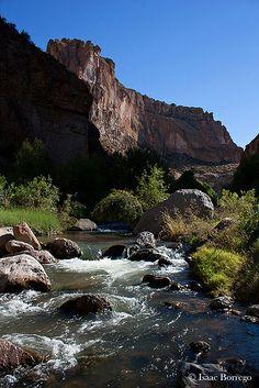 ˚Aravaipa Canyon - Arizona