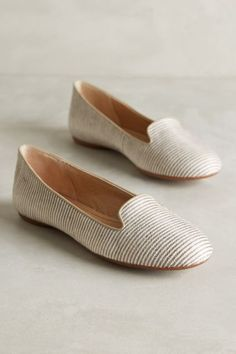 Anthropologie Splendid Cannes Flats #anthrofave