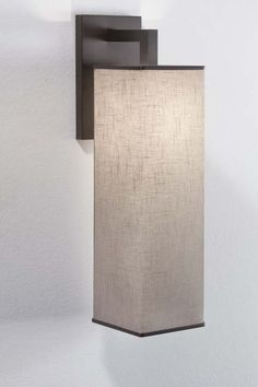 Sybill wall lamp burnished