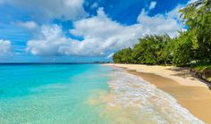 50 Shades of Blue: Barbados Beaches
