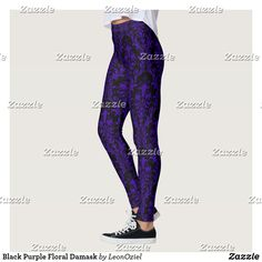 Discover Elegant leggings at Zazzle! Use your own images and text or choose from thousands of patterns and designs. Gym Leggings, Leggings Fashion, Fitness Inspiration, Workout Inspiration, Beautiful Yoga, Gym Fashion, Fashion Outfits, Gym Style, Running Tights