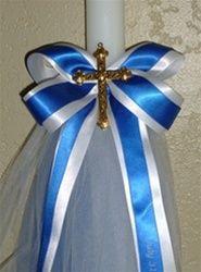 Lambada- Wedding & Baptismal candles. Bridal Lambades. Boy Baptism, Baptism Ideas, Baptism Candle, Candels, Fairy Godmother, Bridal, Greek, Wedding, Decor