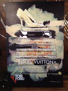 fashion art Louis Vuitton