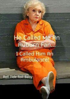 Hahaha Haha Roll Tide Roll🐘🐘🐘🐘🐘