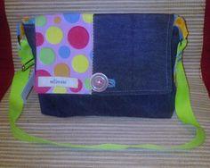 Bunte Handtasche für Groß oder Klein