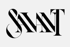 Jude Landry — 50 Days of Lettering Freelance Graphic Design, Graphic Design Typography, Lettering Design, Hand Lettering, Branding Design, Logo Design, Identity Branding, Corporate Design, Corporate Identity