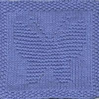Free knit dishcloth/washcloth patterns from http://www.designsbyemily.com/freepatterns/.