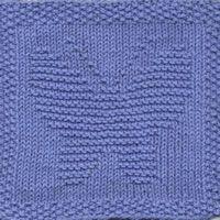 free knit dishcloth/washcloth patterns