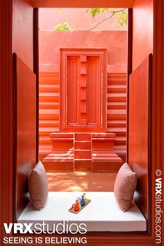 The bright and bold walls of The Barai at #Hyatt Regency Hua Hin, Thailand, make this hotel stand out amongst a crowd of beautiful hotels. View more stunning hotel photography here: http://www.vrxstudios.com