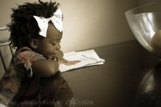 Read to Succeed #naturalhair#child#model#portfolio#read#photography#education