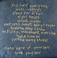 I'm not sure I even remember to breathe in a day...I must...idk moms r pretty super human. Take care of yourself.