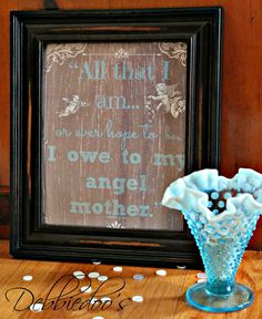 Mother's Day Printable from Debbidoo's, featured by @savedbyloves
