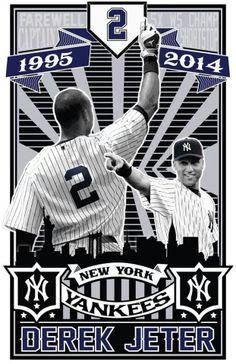 Derek Jeterfinal Season You Will Be Missed Yankees Baby Jeter