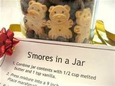 Image Search Results for cute jar gifts