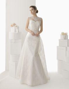 Rosa Clara Wedding Dresses 2014 Part I - MODwedding