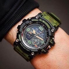 Vintage Watch G-Shock Mudmaster Burton Collab Limited Edition - Casio G Shock Watches, Sport Watches, Casio Watch, Cool Watches, Men's Watches, Male Watches, G Shock Mudmaster, G Shock Men, Tactical Watch