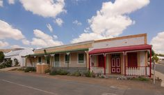 The Post Office building in Prince Albert I Am An African, Vernacular Architecture, Prince Albert, Post Office, Live, South Africa, Landscapes, November, Mansions