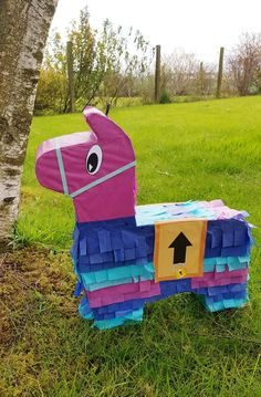 Fortnite Llama Pinata fortnite pinata a great boys birthday Boy Birthday Parties, 10th Birthday, Birthday Ideas, Kids Party Themes, Birthday Party Decorations, Party Ideas, Army Party, Pokemon Party, Husband Birthday