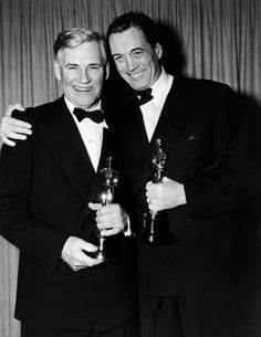 Walter Huston - 1948 Best Supporting Actor & John Houston 1948 Best Director // The Treasure of the Sierra Madre