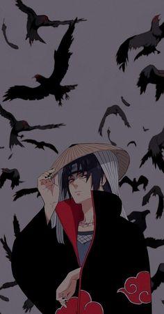 Naruto, Itachi Uchiha, Rapper Wallpaper Iphone, Wallpaper Backgrounds, Wallpapers, Disney Characters, Fictional Characters, Anime, Disney Princess