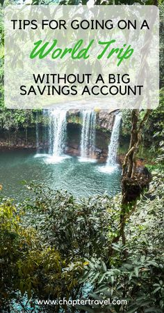 Tips for going on a world trip without a big savings account, You don't need to be rich to travel, Tips for travelling on a budget, work abroad, wwooff, work away, backpacking, travelling cheap, tips for travelling without a lot of money, budget hacks, budget travel, backpackers