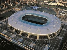 STADE DE FRANCE - Stade de France is the national stadium of France, situated just north of Paris in Saint-Denis.