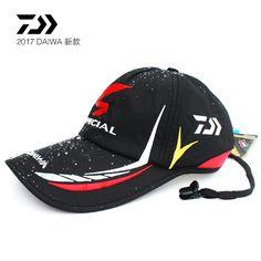 5835dc66b9c366 2017 NEW DAIWA Fishing cap Brim of a hat Lengthened hat sun Sunscreen  Breathable Anti-UV DC-1403 DAWA DAIWAS Free shipping free shipping worldwide
