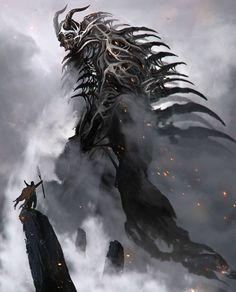 Colossal Demon