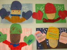 Pre K Sweet Peas: Mittens and Snow