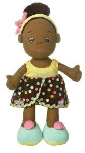 Aurora Plush Baby 10 Sierra Doll by Aurora World, Inc. Baby Dolls For Toddlers, Kids Gift Baskets, African American Girl, Valentines Diy, Gifts For Girls, Baby Toys, Little Girls, Plush, Teddy Bear