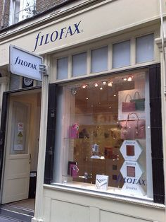 London Filofax Store - must see in London!  Someone take me here!!!