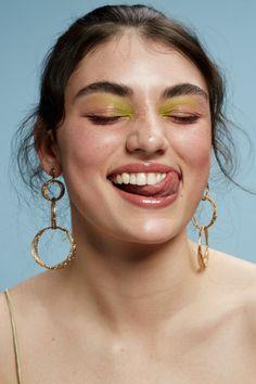 "summer lime green eye makeup History of eye makeup ""Eye care"", quite simply, ""eye make-up"" Makeup Inspo, Makeup Art, Makeup Inspiration, Beauty Makeup, Eye Makeup, Hair Makeup, Creative Inspiration, Makeup Ideas, Photo Makeup"