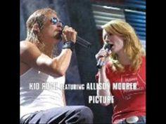 Picture- Kid Rock & Cheryl crow