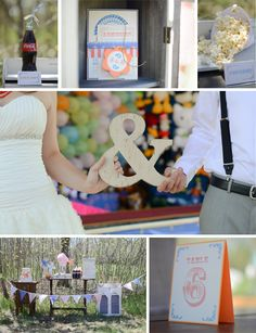 Love the & pic...must have for a monogram wedding
