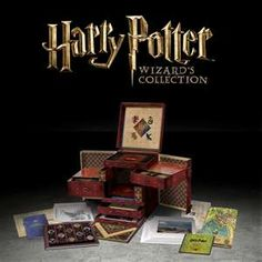 HARRY POTTER WIZARDS COLLECTION -now available for $450.