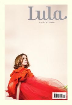 Lula Magazine - Lula Magazine S/S 10 Seven Covers