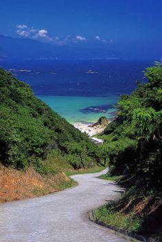九十浜, Secret Beach, Shimoda Japan