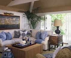 Tropical and Traditional - Barclay Butera