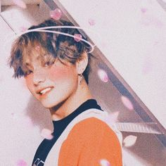 // taehyungie with a soft pink-themed  edit✨~  #BTS #Taehyung #btsv #pastel #soft #edit #kimtaehyung